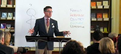Jeremey teaching